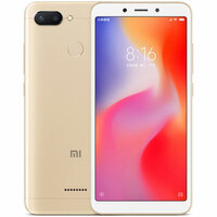 Xiaomi Redmi 6 3GB/64GB Gold/Золотой Global Version